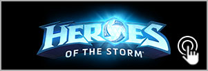 heroes of the storm logo dm gaming