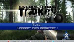 get started on escape from tarkov