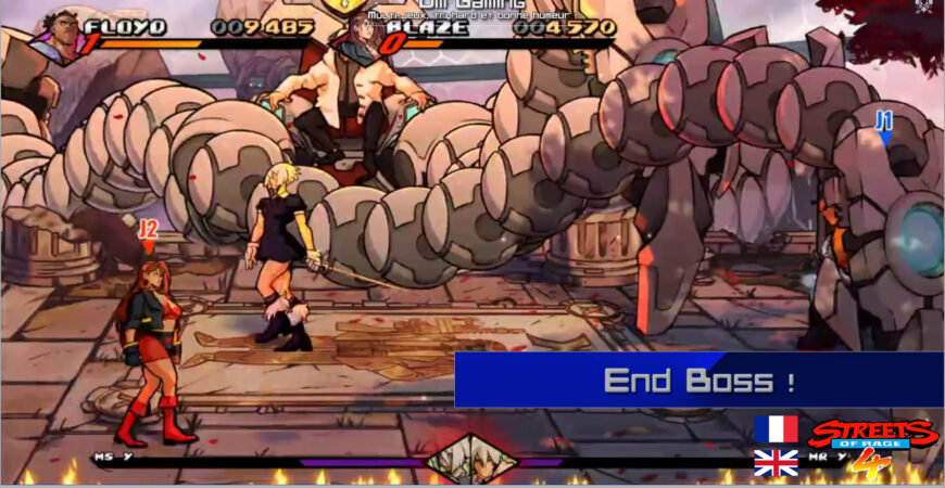 streets of rage 4 ending boss