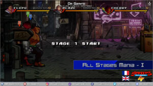 stage mania 1 streets of rage 4