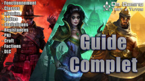 guide complet grim dawn