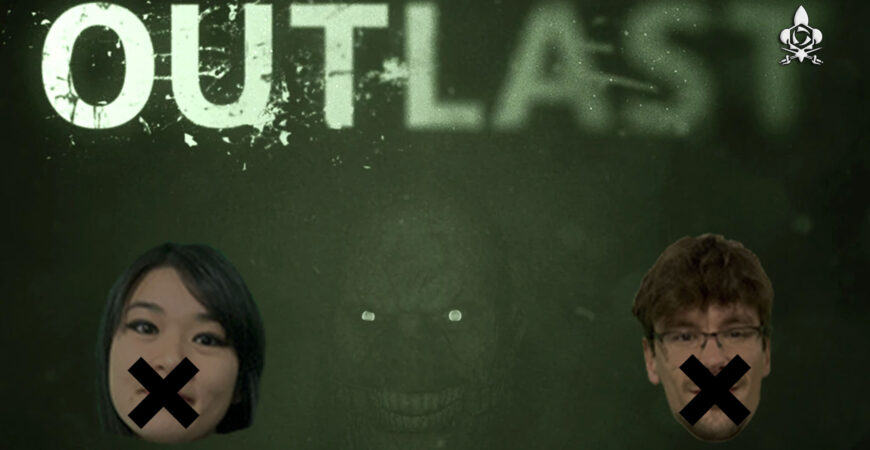 OutLast Wtf Moment Dm Gaming