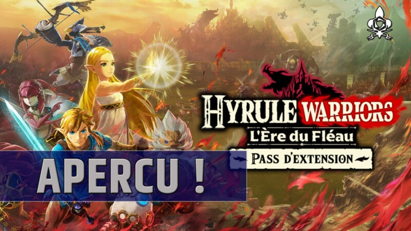Hyrule Warriors Age of Scourge Expansion Pass