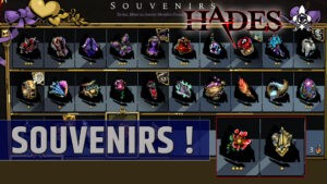 Hades Memories, Recover Them, Third List and Hidden
