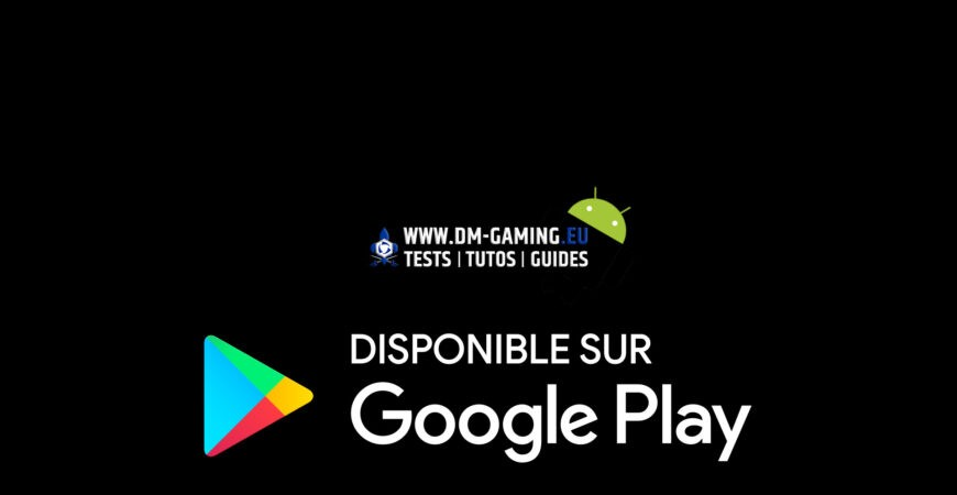 Fond Dm Gaming Complet google play