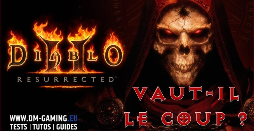 Diablo 2 Resurrected review, is it worth the cost